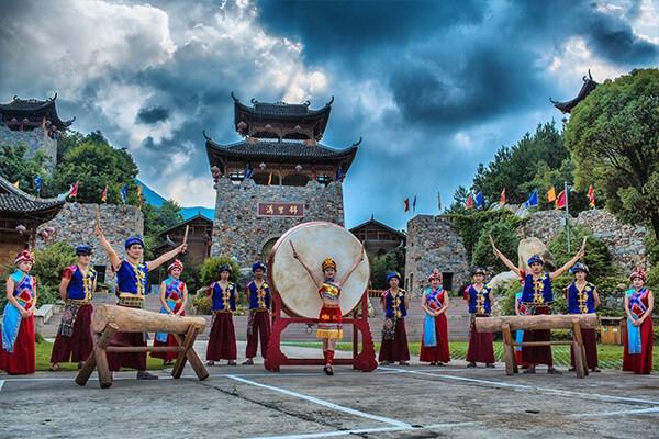 锦里沟_旅游景点_腾旅旅游_湖北旅游年卡_武汉旅游年